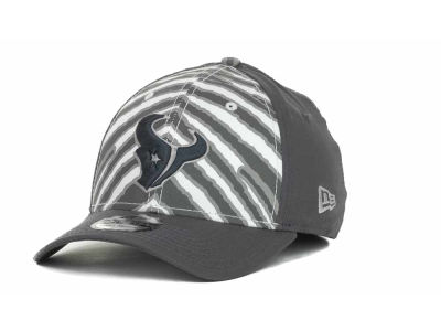 Houston Texans NFL Zebra 39THIRTY Cap Hats