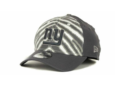 New York Giants NFL Zebra 39THIRTY Cap Hats