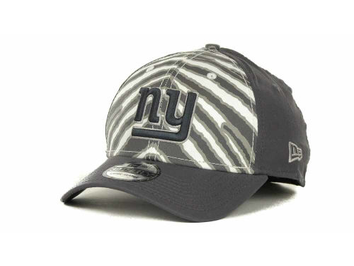 New York Giants New Era NFL Zebra 39THIRTY Cap Hats