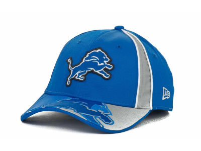 Detroit Lions NFL A Gap 39THIRTY Hats