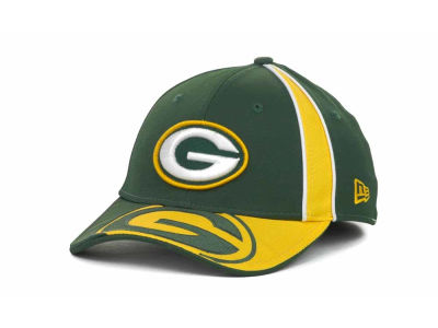Green Bay Packers NFL A Gap 39THIRTY Hats