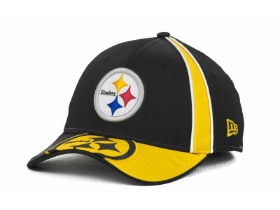 Pittsburgh Steelers NFL A Gap 39THIRTY Hats