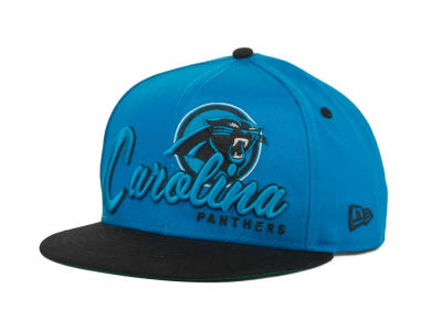 Carolina Panthers NFL Logo Class 9FIFTY Snapback Hats