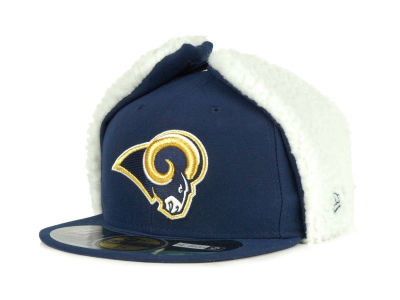 St. Louis Rams NFL On Field Dog Ear 59FIFTY Cap Hats