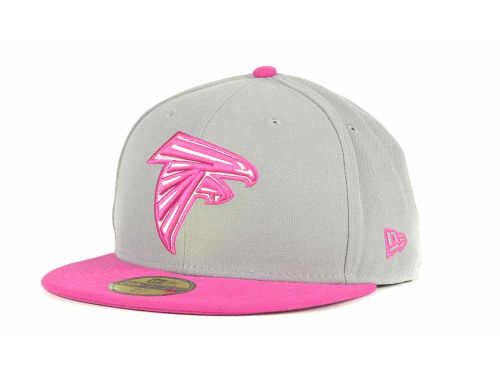 Atlanta Falcons New Era NFL BCA On Field 59FIFTY Cap Hats
