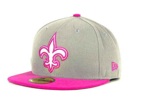 New Orleans Saints New Era NFL BCA On Field 59FIFTY Cap Hats