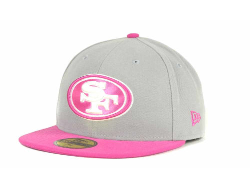 San Francisco 49ers New Era NFL BCA On Field 59FIFTY Cap Hats