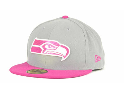 Seattle Seahawks NFL BCA On Field 59FIFTY Cap Hats