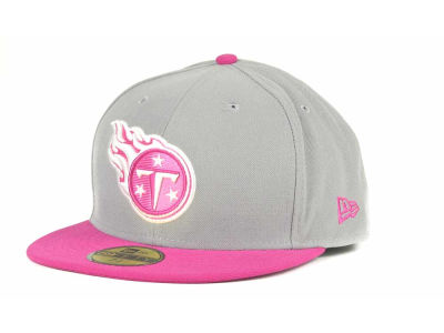 Tennessee Titans NFL BCA On Field 59FIFTY Cap Hats