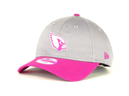 Arizona Cardinals New Era NFL BCA Womens 9FORTY Cap Hats