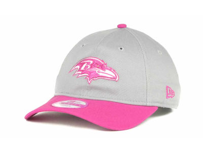 Baltimore Ravens NFL BCA Womens 9FORTY Cap Hats