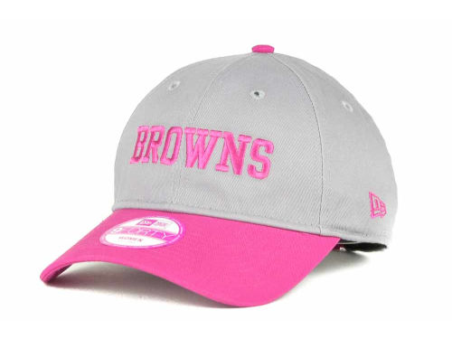 Cleveland Browns New Era NFL BCA Womens 9FORTY Cap Hats
