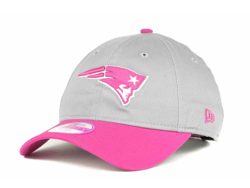 New England Patriots New Era NFL BCA Womens 9FORTY Cap Hats