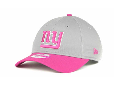 New York Giants NFL BCA Womens 9FORTY Cap Hats