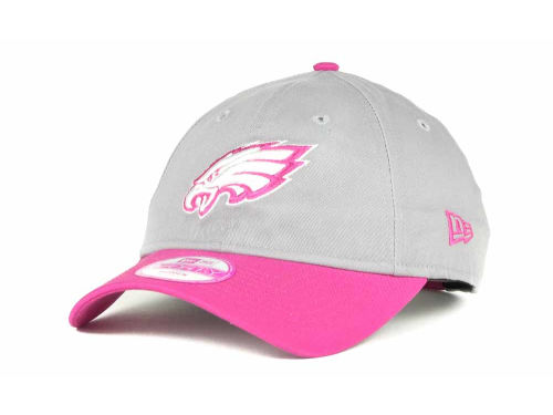 Philadelphia Eagles New Era NFL BCA Womens 9FORTY Cap Hats