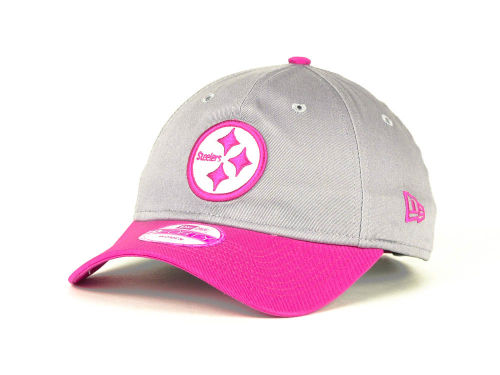 Pittsburgh Steelers New Era NFL BCA Womens 9FORTY Cap Hats