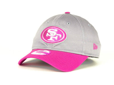 San Francisco 49ers NFL BCA Womens 9FORTY Cap Hats
