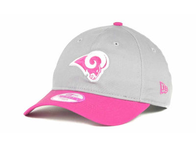St. Louis Rams NFL BCA Womens 9FORTY Cap Hats
