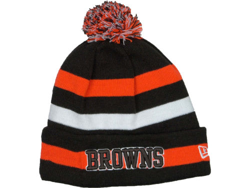 Cleveland Browns New Era NFL Sport Knit Hats