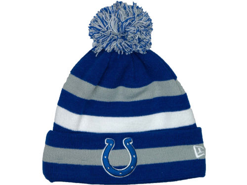 Indianapolis Colts New Era NFL Sport Knit Hats