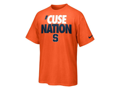 Syracuse Orange Nike NCAA Rise & Roar T-Shirt