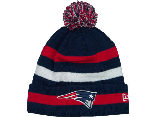 New England Patriots New Era NFL Sport Knit Hats