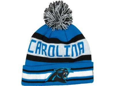 Carolina Panthers NFL Jake Knit Hats