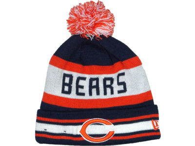 Chicago Bears NFL Jake Knit Hats