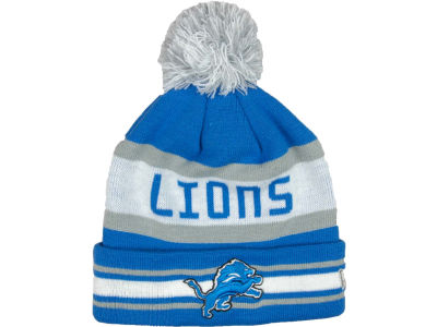 Detroit Lions NFL Jake Knit Hats