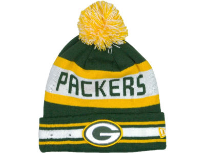 Green Bay Packers NFL Jake Knit Hats