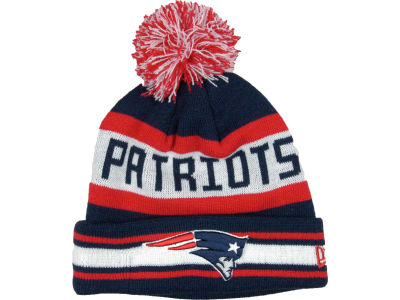 New England Patriots NFL Jake Knit Hats