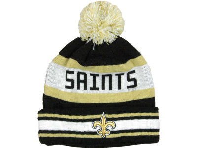New Orleans Saints NFL Jake Knit Hats