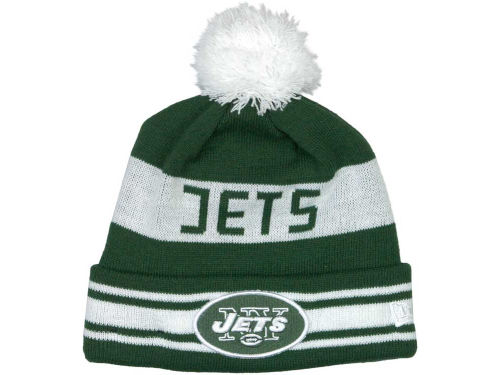 New York Jets New Era NFL Jake Knit Hats