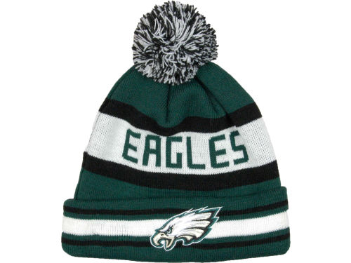 Philadelphia Eagles New Era NFL Jake Knit Hats