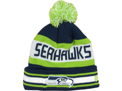 Seattle Seahawks NFL Jake Knit Hats