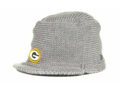 Green Bay Packers NFL Womens Snow Sergeant Knit Cap Hats