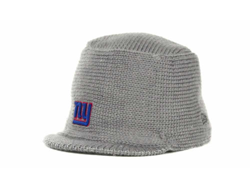 New York Giants New Era NFL Womens Snow Sergeant Knit Cap Hats