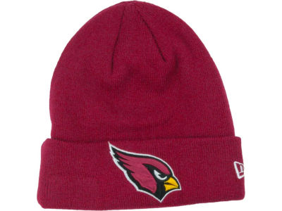 Arizona Cardinals NFL Basic Cuff Knit Hats