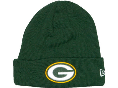 Green Bay Packers NFL Basic Cuff Knit Hats