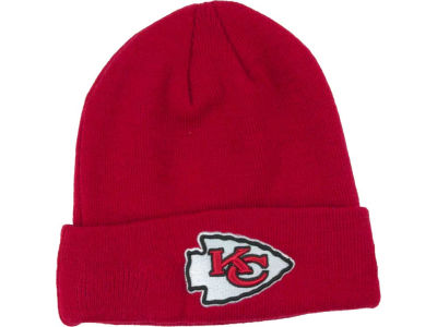 Kansas City Chiefs NFL Basic Cuff Knit Hats
