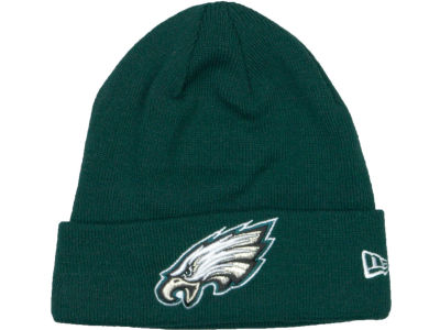 Philadelphia Eagles NFL Basic Cuff Knit Hats