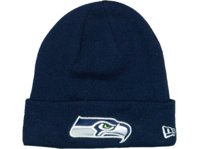 Seattle Seahawks NFL Basic Cuff Knit Hats