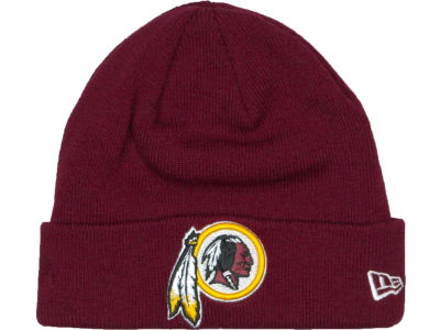 Washington Redskins NFL Basic Cuff Knit Hats
