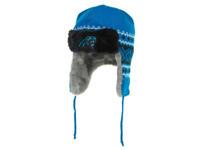 Carolina Panthers Team Trapper Hats