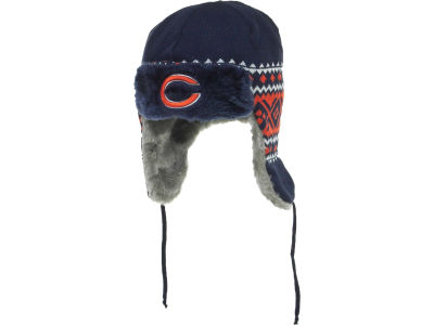 Chicago Bears Team Trapper Hats