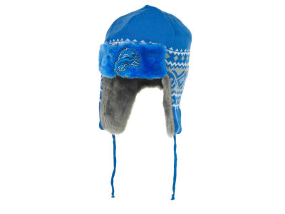 Detroit Lions Team Trapper Hats