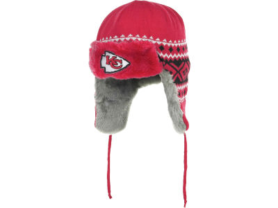Kansas City Chiefs Team Trapper Hats