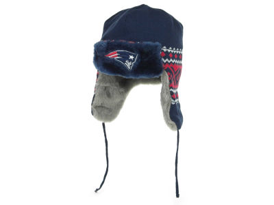 New England Patriots Team Trapper Hats