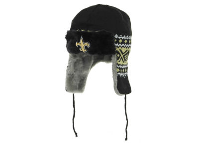 New Orleans Saints Team Trapper Hats