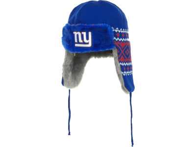 New York Giants Team Trapper Hats